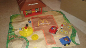 Vintage Fisher Price McDonalds