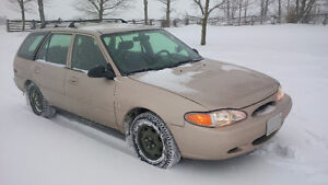 1998 Ford Escort Wagon