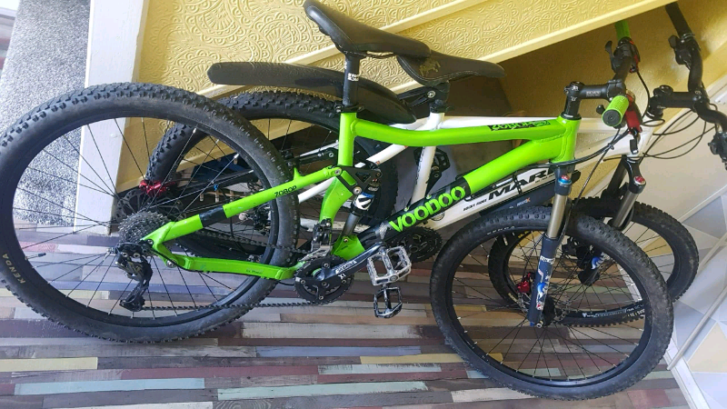Voodoo zobop and carrera banshee swap for downhill bike or hardtail | in  Farnworth, Manchester | Gumtree