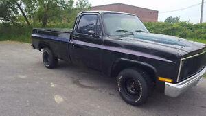 1981 Chevrolet C/K Pickup 1500 Pickup Truck