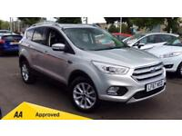 2017 Ford Kuga 2.0 TDCi 180 Titanium Automatic Diesel Estate