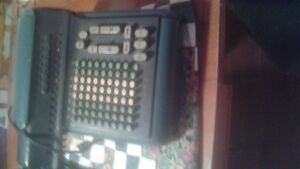 2 Marchant Electric Adding Machines