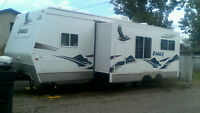 2006 JAYCO EAGLE 28ft