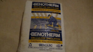 BenoTherm Cellulose Insulation (Thermal & Acoustical)