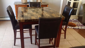 Dining Room/Side Table Matching Set