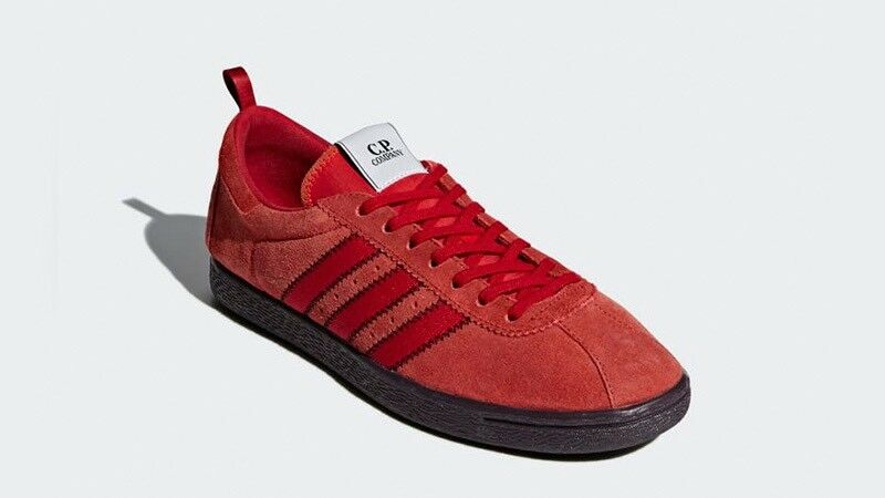 4efe4ab689dc CP Company x Adidas Trainers