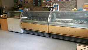 Ice cream and restaurant equipment for sale
