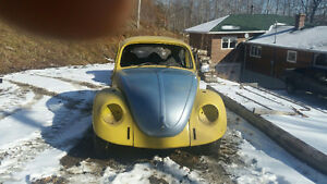 1970 Volkswagen Beetle Coupe (2 door)