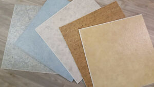 $1.49 SFT Stock Special On Vinyl Composition Tile