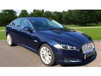 2012 Jaguar XF 3.0d V6 Premium Luxury Automatic Diesel Saloon