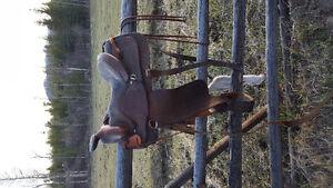 "16"" F. Eamor Saddle"