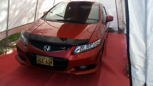 2013 Honda Civic Coupe si Coupe (2 door)