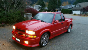 Rare 99 Chevy EXTREME, Lot's of Extra's