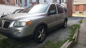 2006 Pontiac Montana Minivan, Van