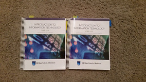 Nait 1st year Business textbooks