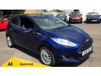 2015 Ford Fiesta 1.6 Titanium Powershift Automatic Petrol Hatchback