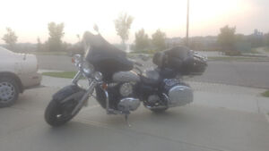 2005 kawasaki nomad with trailer