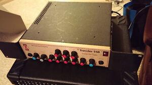 Eden WT550 Bass Amp