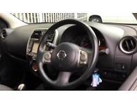 2015 Nissan Micra 1.2 Acenta 5dr with Sat Nav an Manual Petrol Hatchback