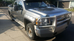 2009 Chevrolet Silverado 2500 HD Pickup Truck