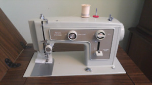 Kenmore Sewing Machine with Storage Table
