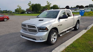 2015 Dodge Power Ram 1500 Mi-cuir Camionnette