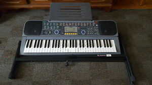 CTK 601 Casio Keyboard and On Stage Stand