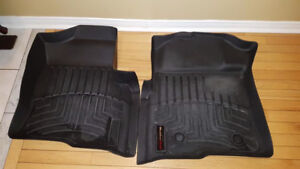 2012 F150 weather tech mats (front only)