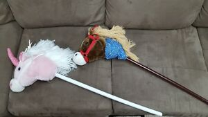 2 Stick horse with sounds