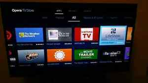 """40 """" smart tv sony for sale"""