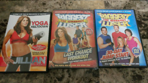Work Out DVD's