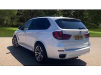 2015 BMW X5 xDrive30d M Sport 5dr Step W. Automatic Diesel Estate