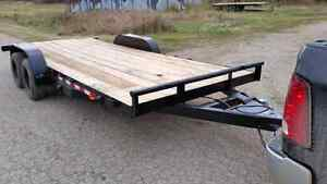 18 foot long trailer