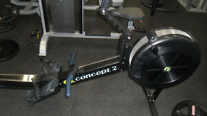 Concept 2 Model D PM5 Rower