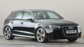 image for 2015 Audi RS 2.5 TFSI RS 3 Quattro 5dr S Tronic [Nav] Auto Hatchback petrol Auto