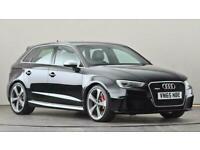 2015 Audi RS 2.5 TFSI RS 3 Quattro 5dr S Tronic [Nav] Auto Hatchback petrol Auto