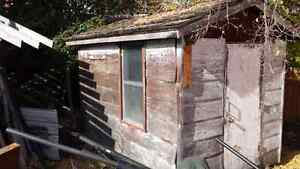 SOLID MAN SHED 12X8