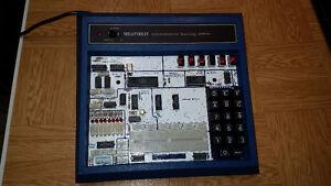 Heathkit ET-3400A Microprocessor Trainer vintage computer London Ontario image 1