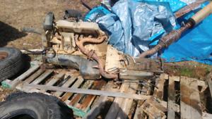 2000 jeep motor an tranny