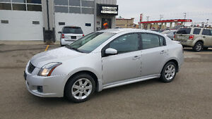 2012 Nissan Sentra RS Sedan( REMOTE STARTER/HEATED SEATS)