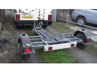 Tow Dolly - Car Transporter