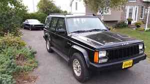 Jeep cherokee 1992 negociable