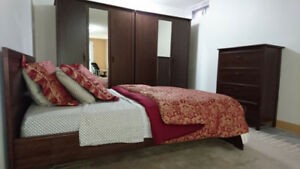 2 Bedroom Furnished Suite - UTM Students