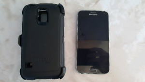 Samsung Galaxy S5 Neo with Otterbox