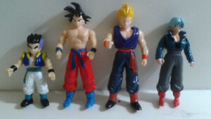 Dragon Ball Z Figurines 4 For $60. or Offers