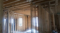 Basement Framing & Rough-In .....$1.50 SFT