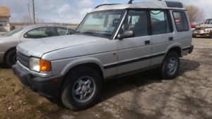 1996 Land Rover Discovery SUV, Crossover