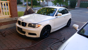 2011 BMW 1-Series 135I Coupe with EXTRA's!