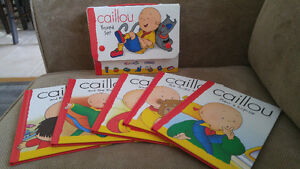 Caillou book sets Cambridge Kitchener Area image 1