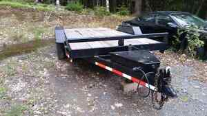 tilt deck equipment hauler 4995.00